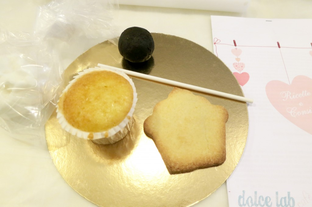 Dolce LAB cake class