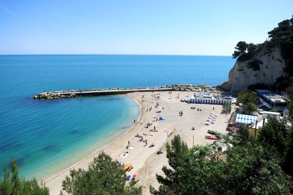 Beaches in Le Marche