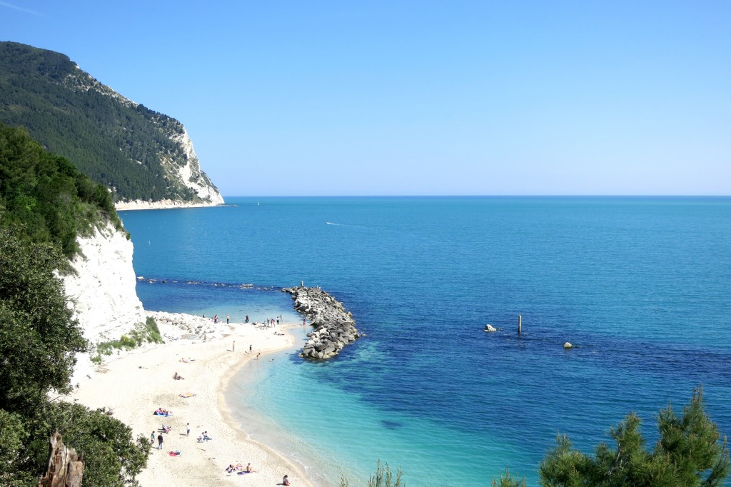 Urbani Beach in Le Marche