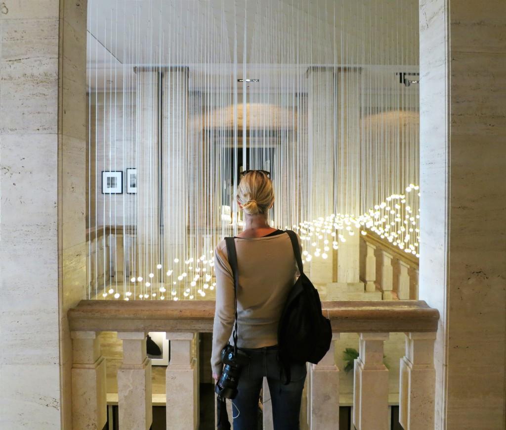 Berlin Das Stue Hotel Lobby