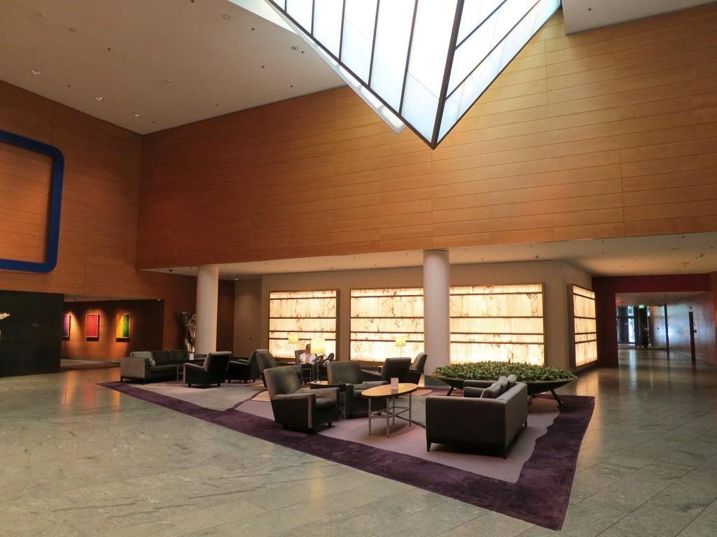 Berlin Grand Hyatt Hotel