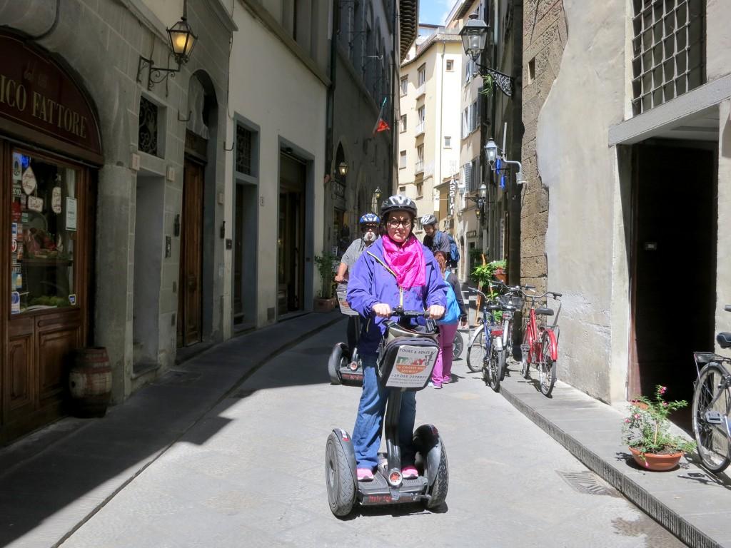 Segway Florence Tours
