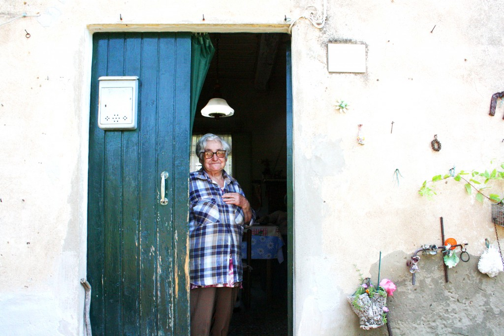 Nonna in Maremma