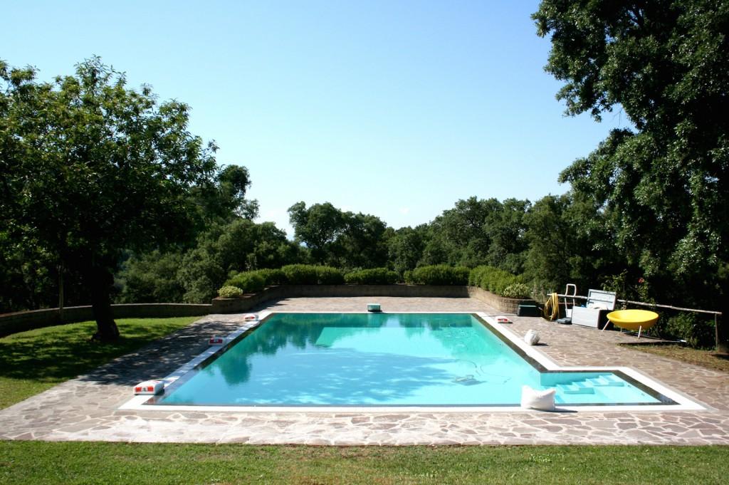 Pool in Maremma, Poggio La Croce