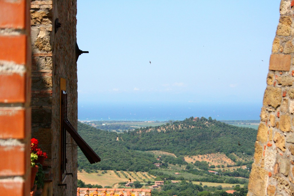 Views from Scarlino, Maremma