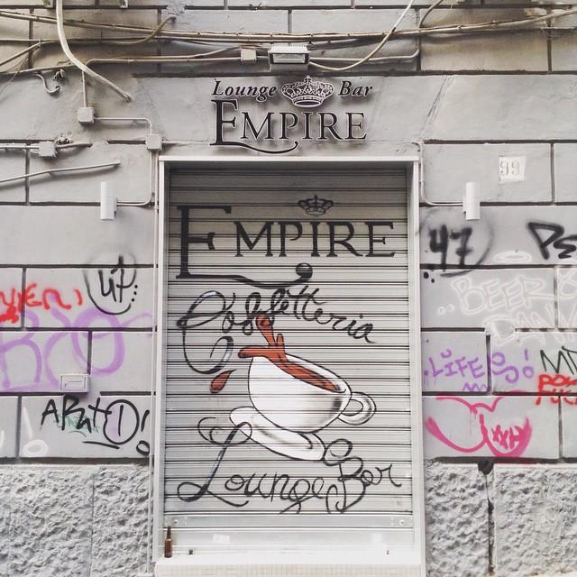 Buongiorno Napoli! #ilbellooilvero #whatitalyis #ForumCulture