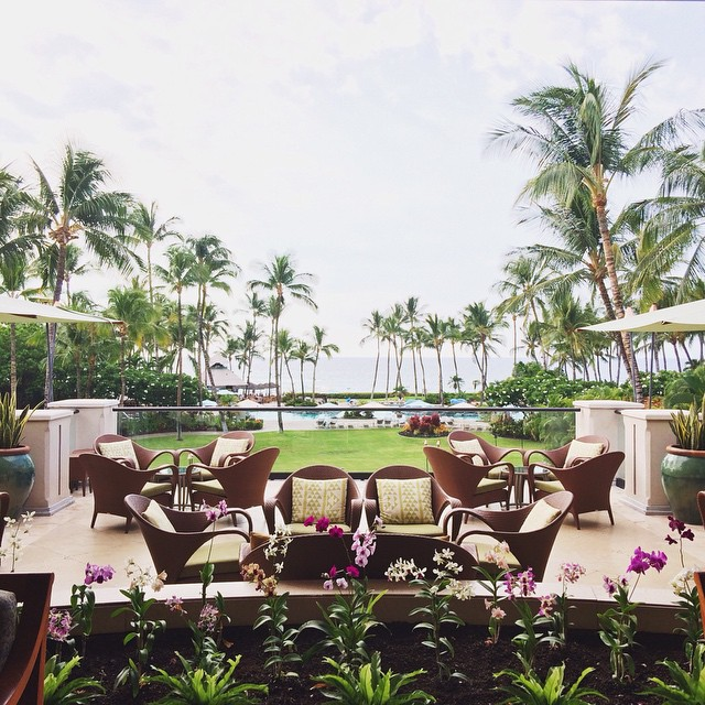 Learning to take it all in—to relax and enjoy #islandlife #thesuitelife