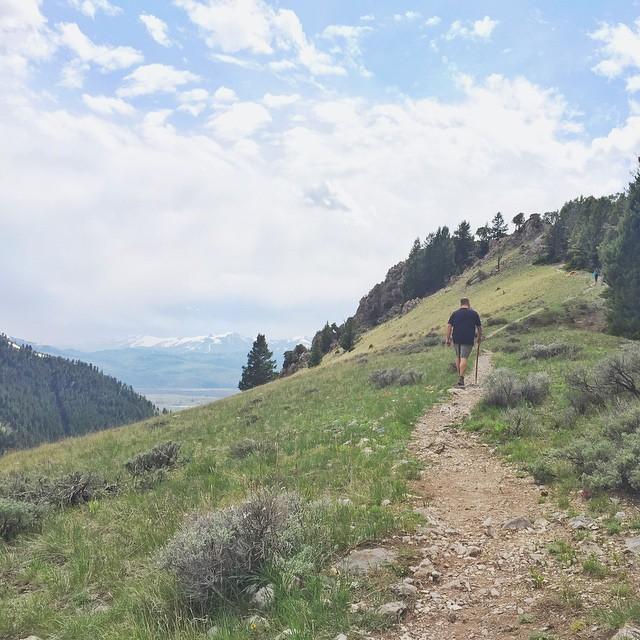 Hike, #ItsWhatWeDoHere