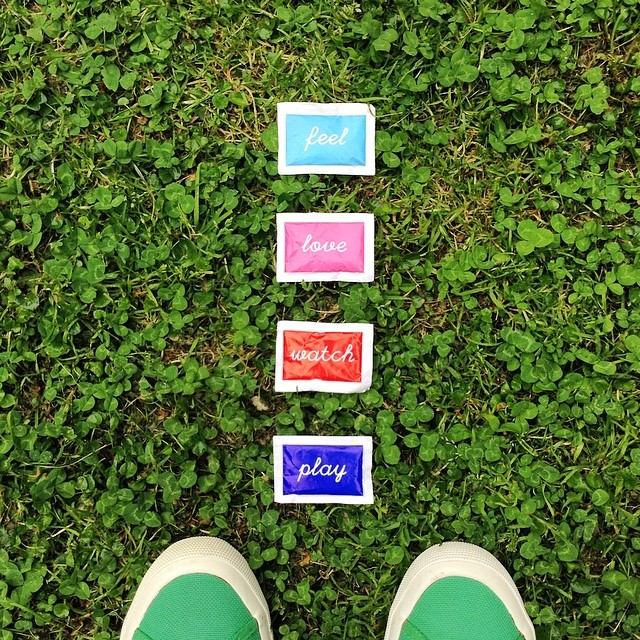 Who knew sugar packets were so profound. #whptypeinthewild #fromwhereistand